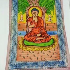 לונג בודהה הודי צבעוני