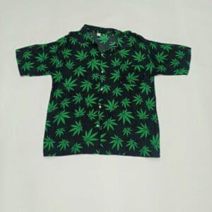 חולצת הוואי מריחואנה